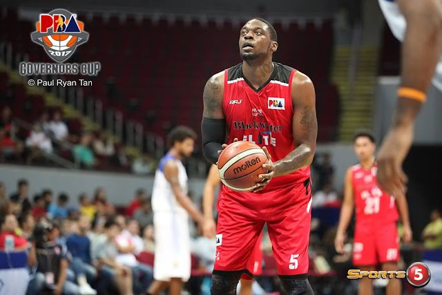 Box Score List: NorthPort Batang Pier vs Blackwater Elite 2018 PBA Governors' Cup