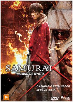 Baixar Samurai X 2 - Inferno em Kyoto Dublado Grátis