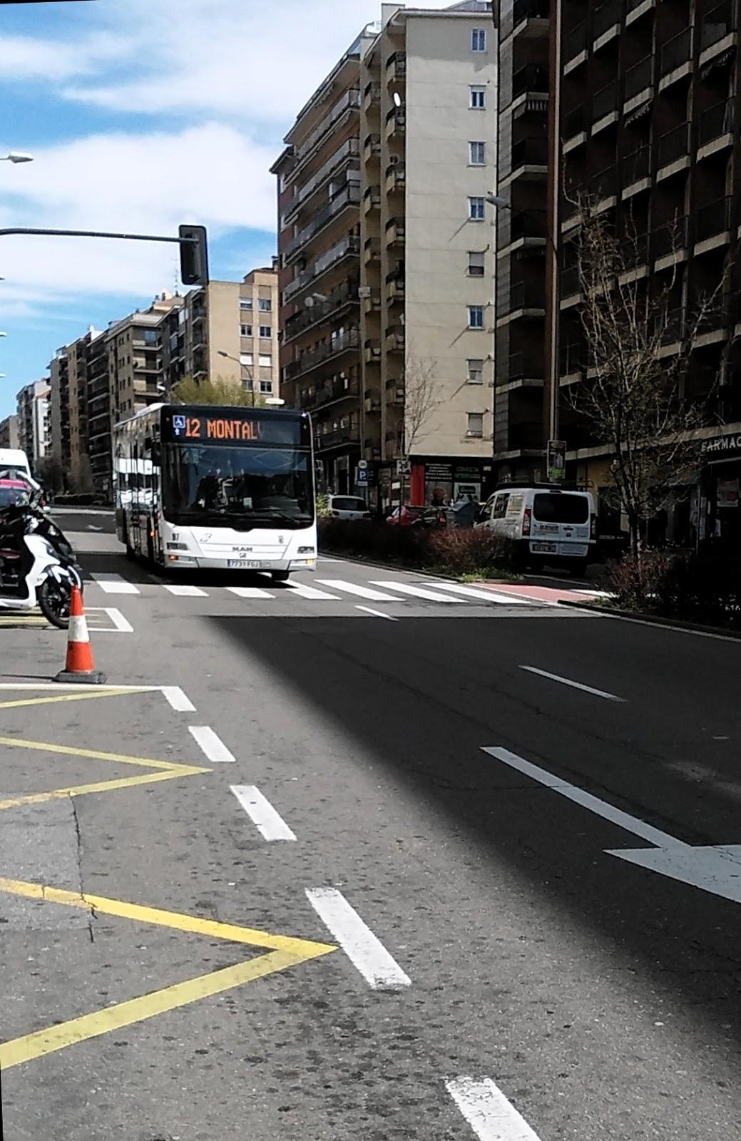 Oficina de ideas libres acciones en ciudades bus limits for Oficina correos salamanca