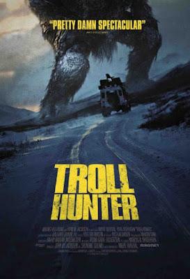 The Troll Hunter (2010) คนล่ายักษ์