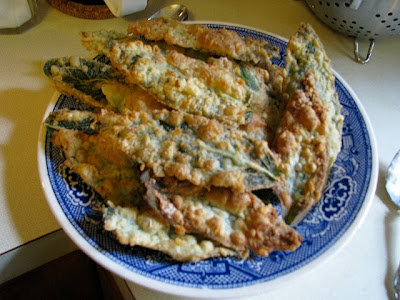 Fried Sage Leaves (Salvia Fritta)
