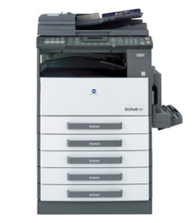 Konica Minolta Bizhub 181 Driver Windows
