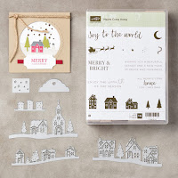 Stampin' Up! Hearts Come Home WOOD Mount Bundle