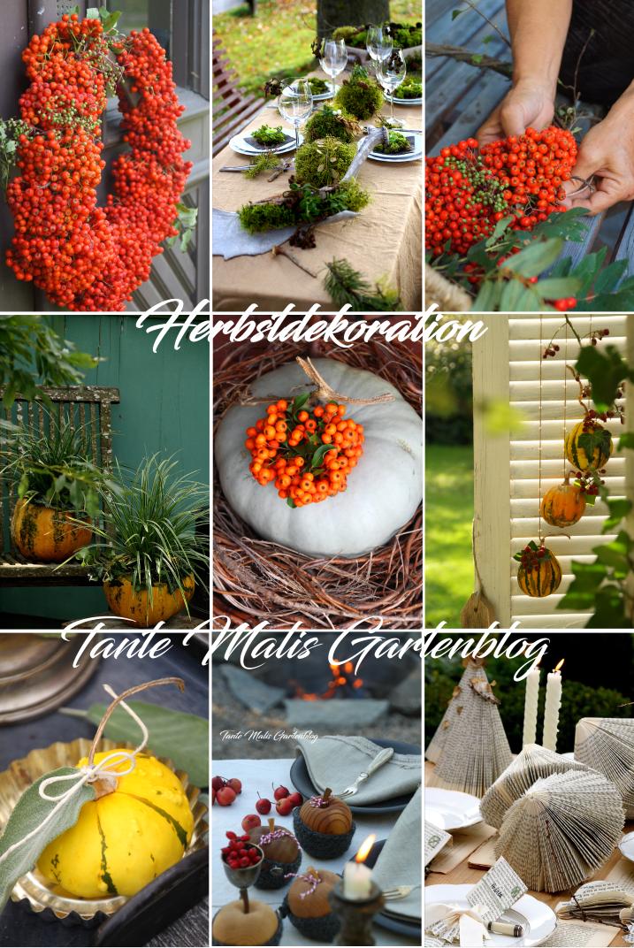 Herbstdekoration Ideen