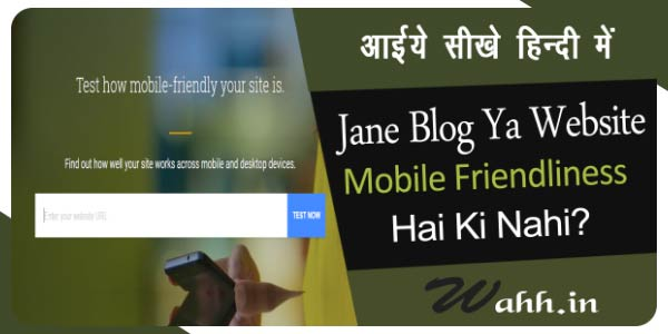 Jane-Blog-Ya-Website-Mobile-Friendliness-Hai-Ki-Nahi