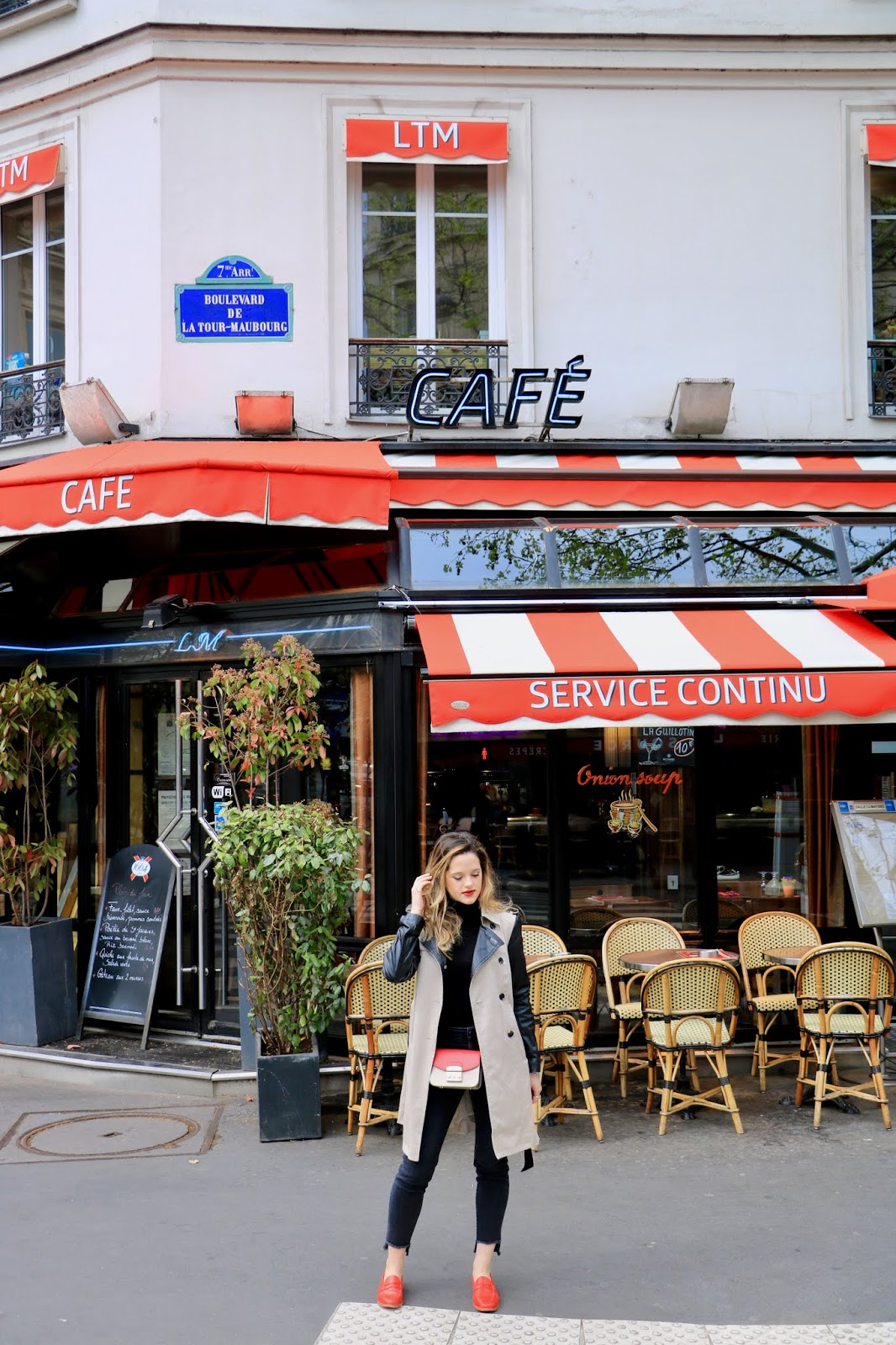 Paris street style April