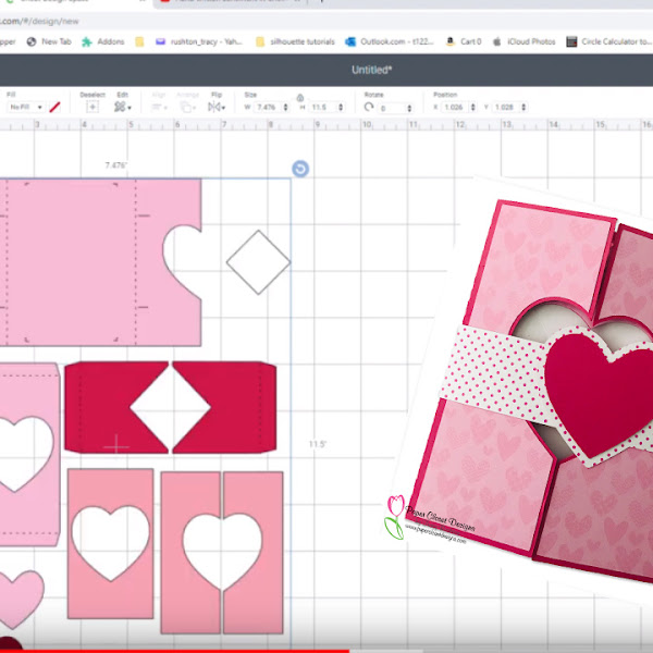 How to resize in Cricut Design Space