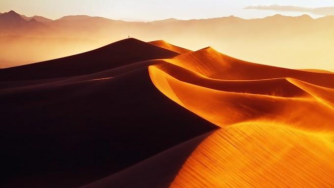 ग़म की रेत पे