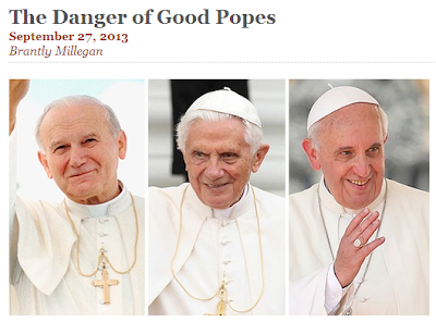 no such thing as a good pope