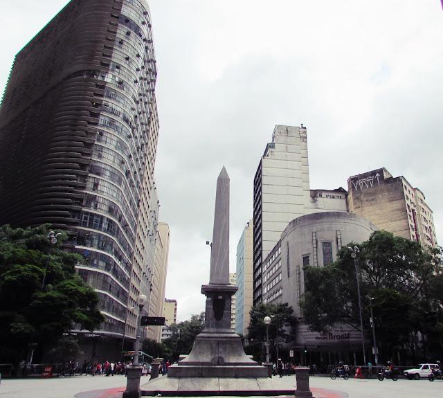 Praça Sete, BH
