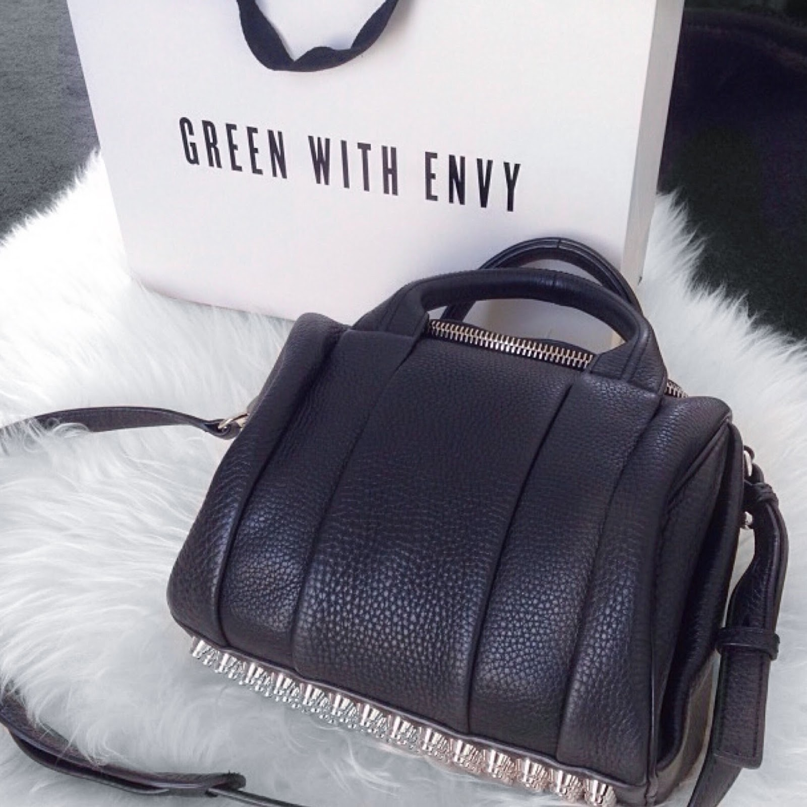 d33385e45c5 Are you saving every penny for the Alexander Wang Rockie Duffel Bag  Is  this the bag of your dreams  Are you having second thoughts