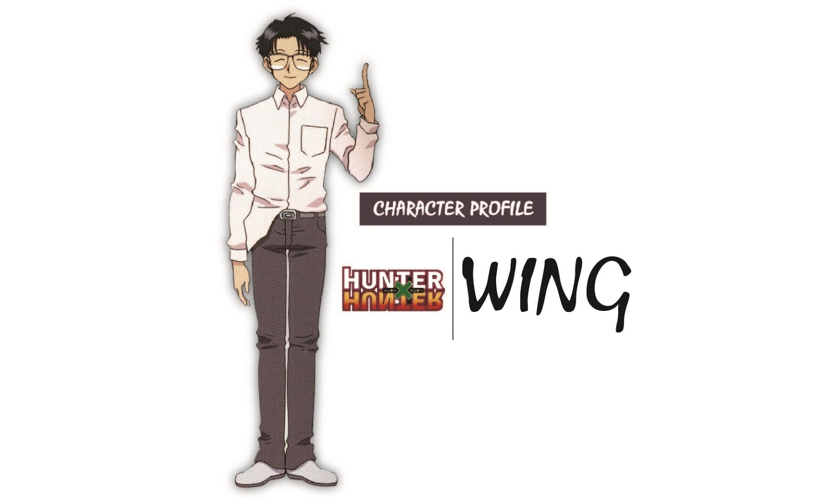 Hunter X Hunter S Wing A Profile Of An Ideal Educator Y S