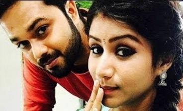 Raja Rani serial Semba Karthik Bigg Boss Oviya Dubsmash