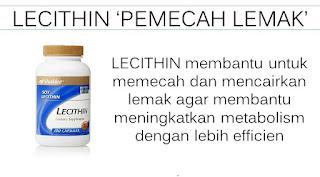 Lecithin shaklee; vitamin bakar lemak; ubat kurus budget; jom kurus; pecah lemak; tips bakar lemak dengan pantas