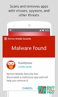 Norton Security and Antivirus Premium Unlocked APK