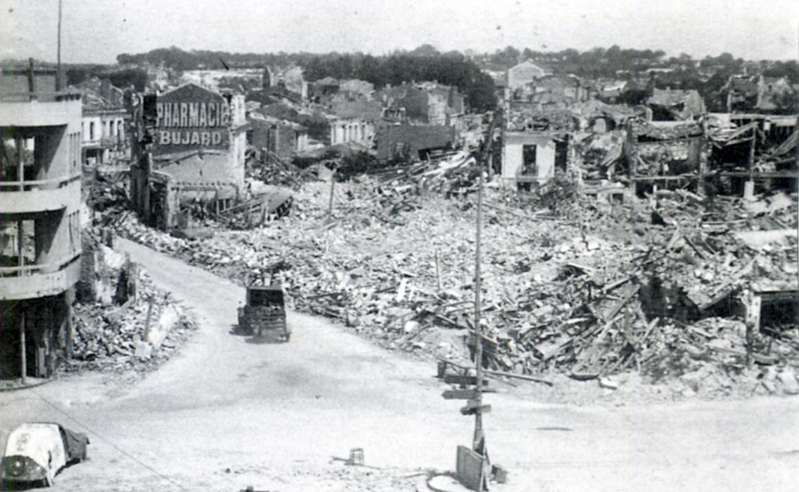 Plan De La Ville De Grenoble En Isère
