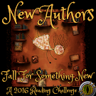 New Author Challenge 2016