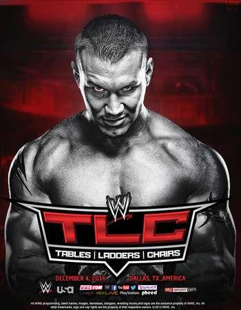WWE TLC 4th December 2016 PPV 600MB HDTV 480p x264