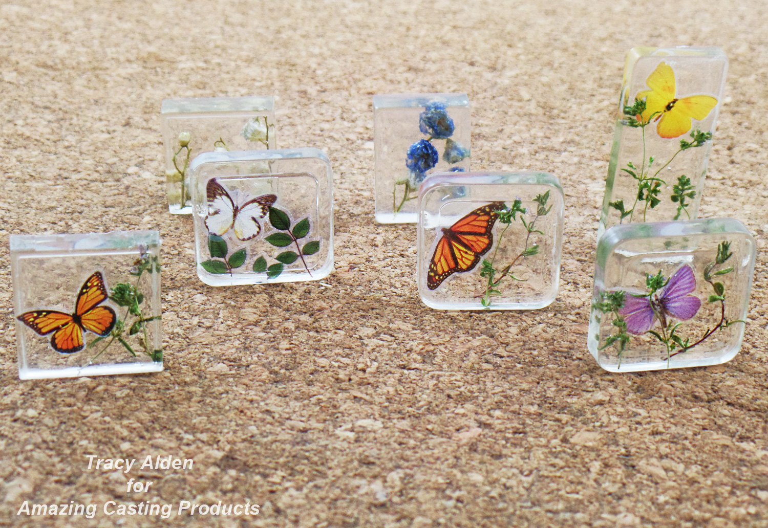 Amazing Casting Products: From #Cre8time Organization to Springtime