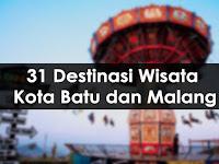 Daftar Tempat Wisata di Kota Batu dan Malang