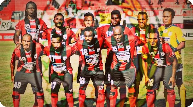 Persipura Consistently to Develop Local Players