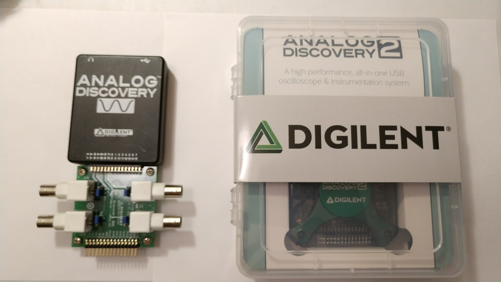 Review: Analog Discovery 2