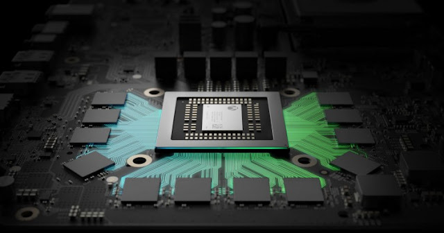 Microsoft has live lifted the lid on Project Scorpio  XBOX SCORPIO Review - Specs together with Everything y'all Need to Know