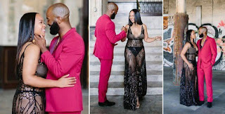 Pre-Weding Photos Of Bride-to-be Who Wore Only Panties Under Her Transparent Dress Go Viral