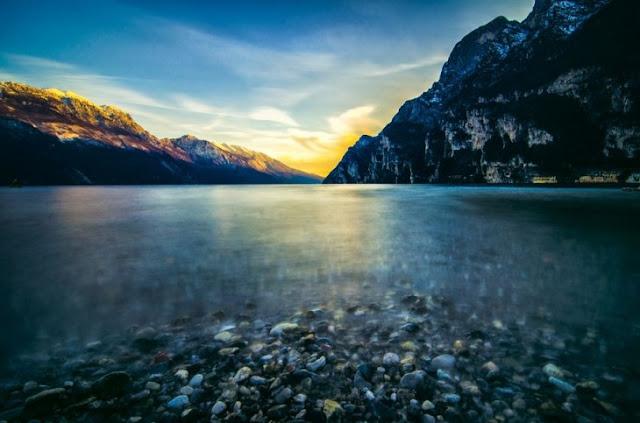 Foto de paisaje increíble