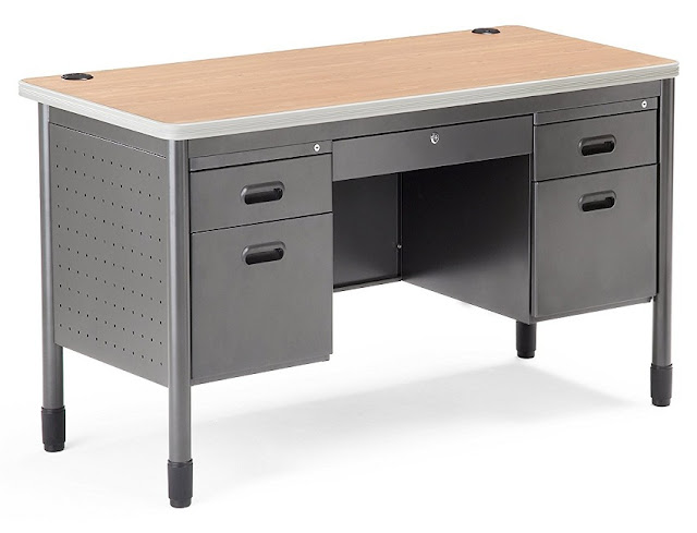 best buy cheap office desk with drawers for sale online