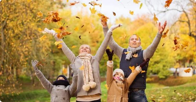 Aktifitas Musim Gugur Yang Menyenangkan Dan Sehat