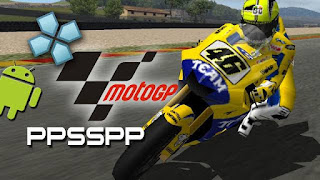 Game Moto GP PPSSPP/ISO High Compressed Download