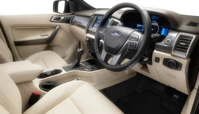 2018 Ford Everest Redesign, Release Date