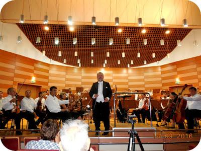 Alexandru Iosub la Filarmonica Oltenia