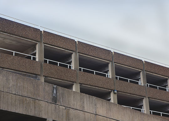 urban photography, brutalist, car park, brutalism, British Brutalism, urban photo, 1970s buildings, architecture, Sam Freek,