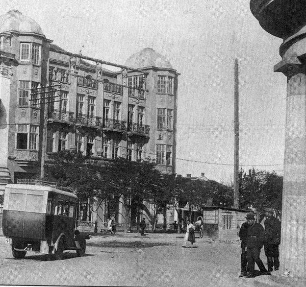 Гостиница Астория в Феодосии