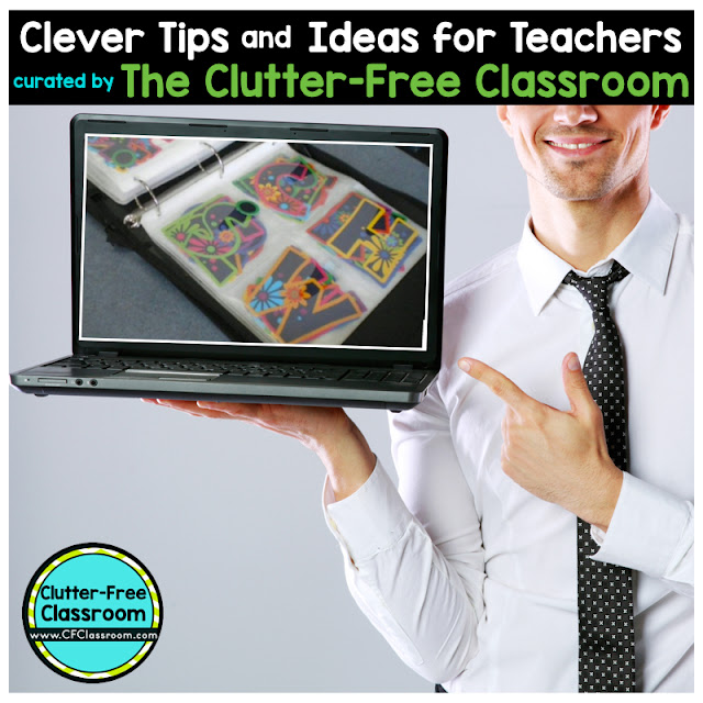 Are you wondering how to save time in the classroom? Do you want to know how to store bulletin board letters? This classroom organization idea will be helpful to elementary teachers.