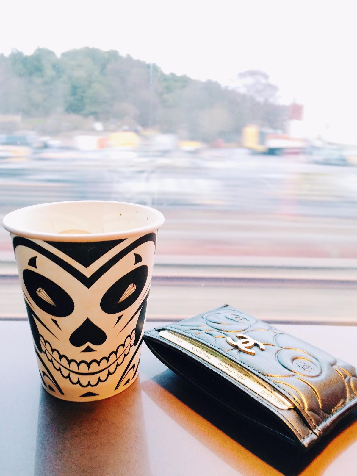 Best coffee & fika in stockholm: Salong Betong Arlanda