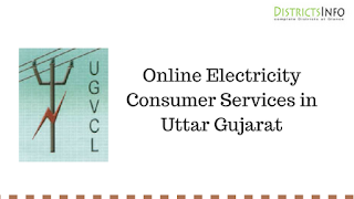 Online Electricity Consumer Services in Uttar Gujarat
