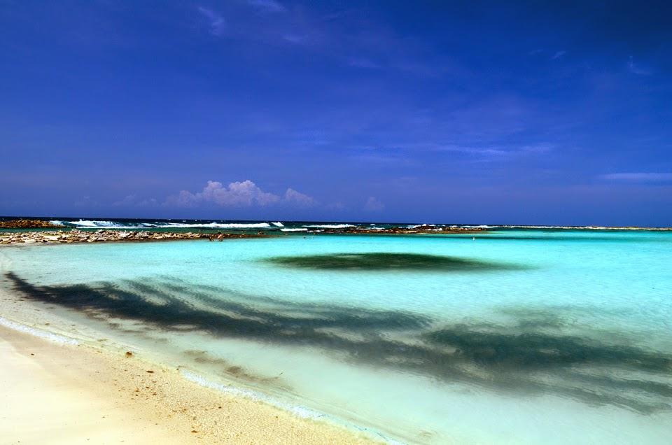 Praias Baby Beach Aruba