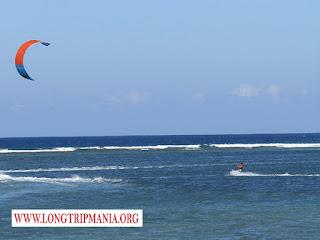 Kiteboarding Tanjung Benoa