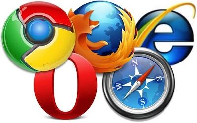 Những trinh duyệt web phổ biến
