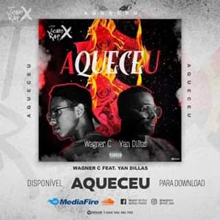 WagnerC - AQUECEU (Ft. YanDillas) [DOWNLOAD] 2019