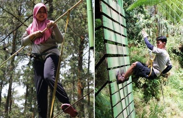 Paket Wisata Grafika Cikole Bandung