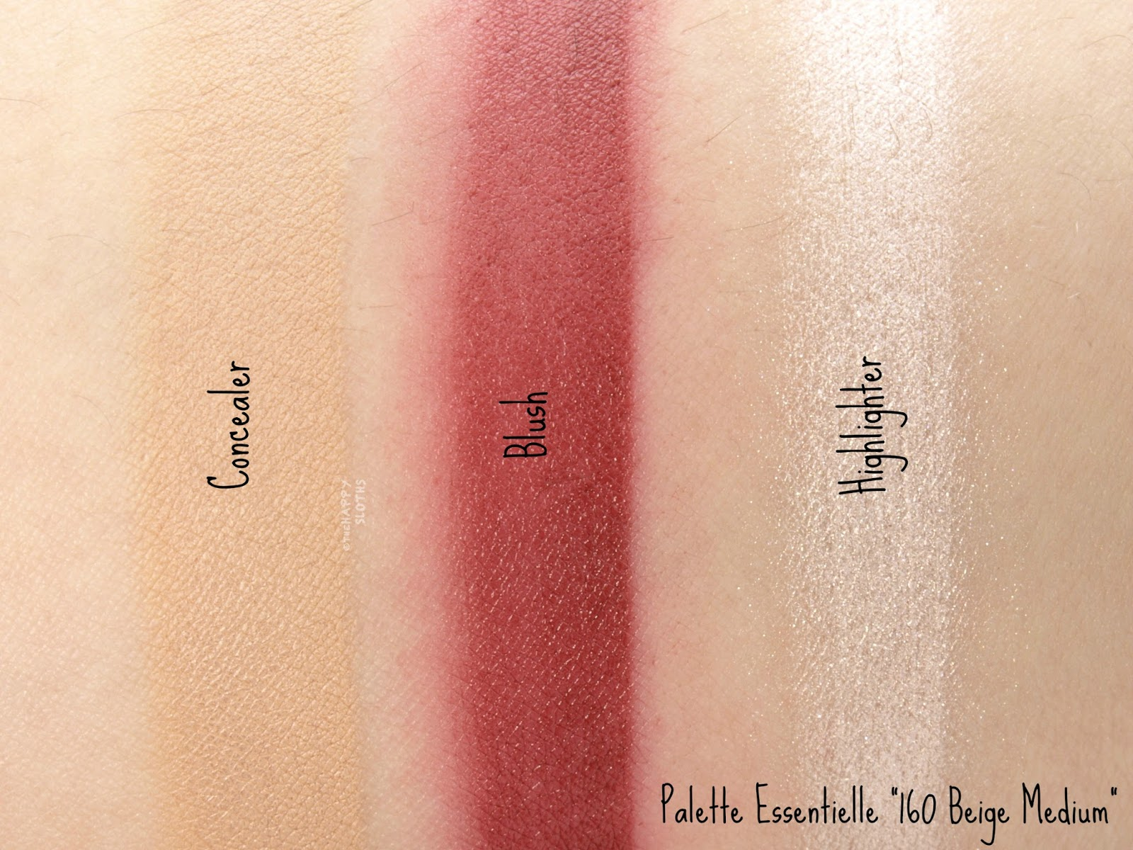 "Chanel Palette Essentielle ""160 Beige Medium"": Review and Swatches"