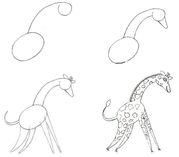 Kegiatan berkarya seni rupa pada mata pelajaran SBK di SD salah satunya melalui kegiatan m Menggambar Ilustrasi Hewan dan Kehidapannya