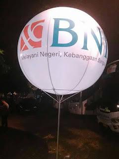 Menjual balon light
