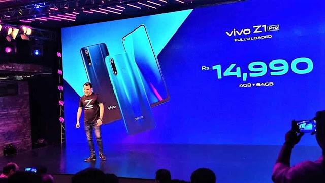 Vivo Z1 Pro Smartphone
