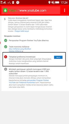 Cara Mudah Monetize Video Youtube dari Smartphone Android