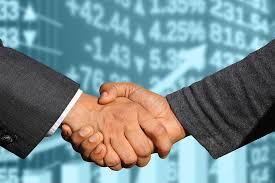 Vedanta Practical Life Business Handshake